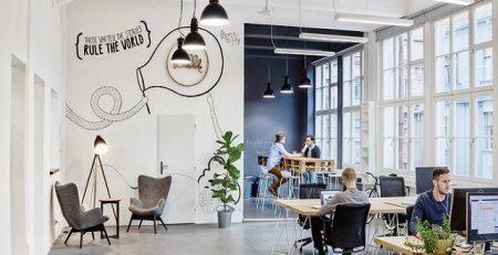 referensi desain ruang kantor